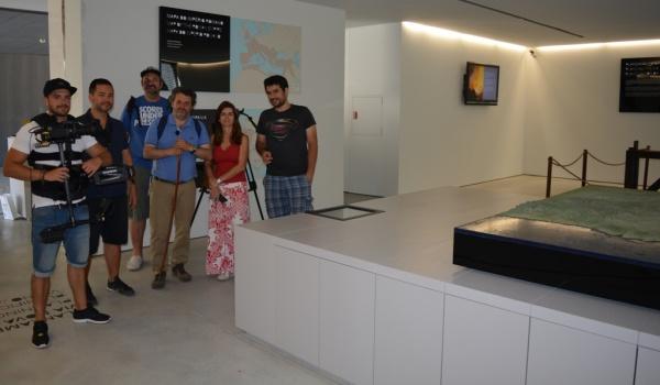 Porto Canal no Museu da Geira