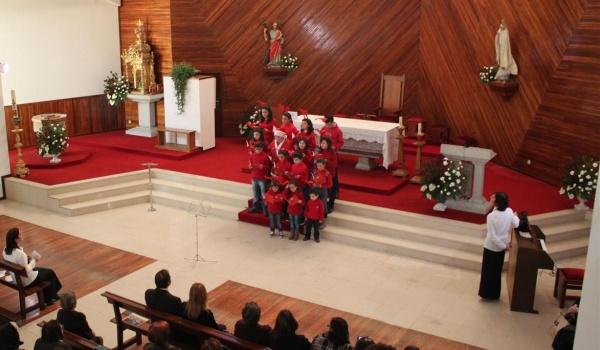 XVIII Encontro Concelhio de Cantares de Natal e Reis a 8 de janeiro