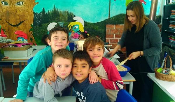 O Centro Municipal de Valências proporcionou Atividades de Tempos Livres de Natal– ATL`s a crianças do concelho