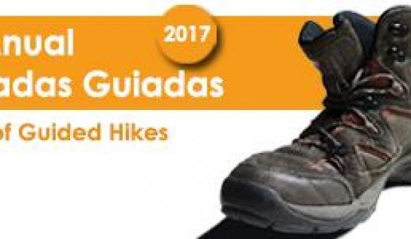 5º Programa Anual de Caminhadas Guiadas - Gerês 2017