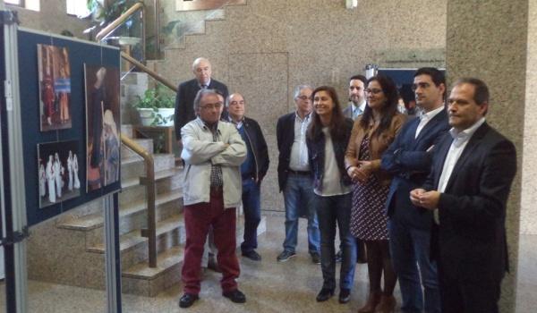 Inaugurada a exposição sobre as Solenidades da Semana Santa de Braga em Terras de Bouro