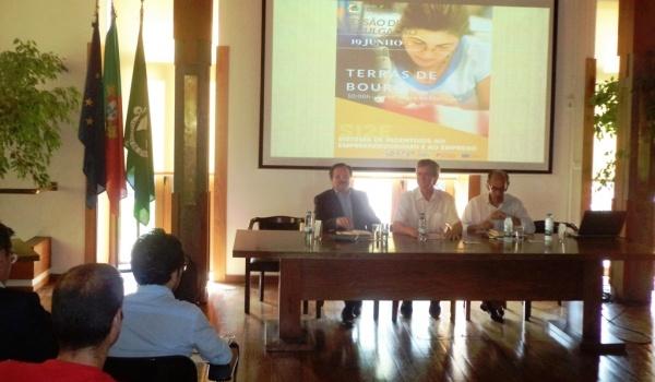 Terras de Bouro recebeu sessão de divulgação do Sistema de Incentivos ao Empreendedorismo e ao Emprego (SI2E)