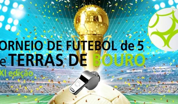 Abertura do Torneio concelhio de Futebol de 5 – Edição de 2017