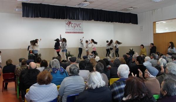 Atividade do projeto Bem Envelhecer em Amares