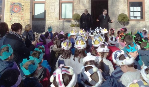 A tradição das Janeiras na Câmara Municipal