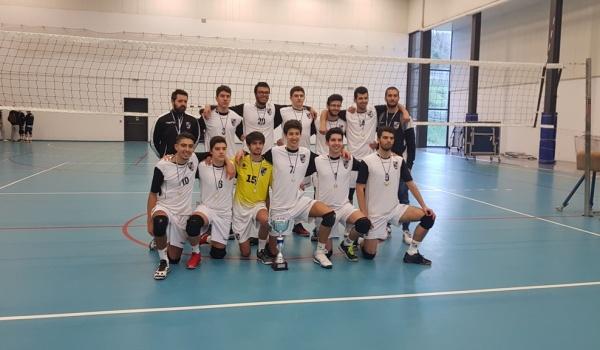 Final da Taça da Associação de Voleibol de Braga decorreu em Terras de Bouro