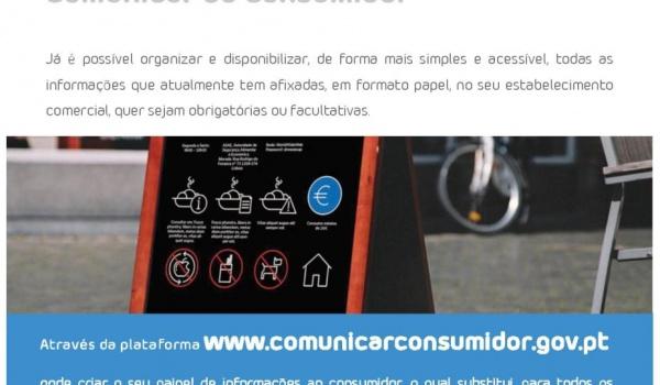 A medida do SIMPLEX+, Informação ao consumidor + simples, já está implementada.