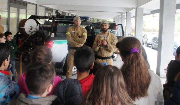 Dia Internacional da Proteção Civil assinalado em Terras de Bouro