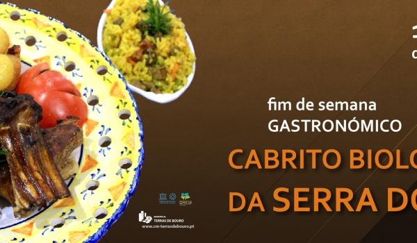 Fim de semana gastronómico do Cabrito Biológico da Serra do Gerês a 12 e 13 de maio