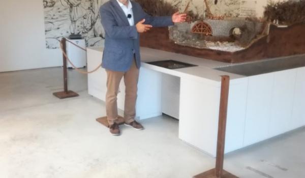 Historiador Joel Cleto  realizou gravações no Museu da Geira para o Porto Canal