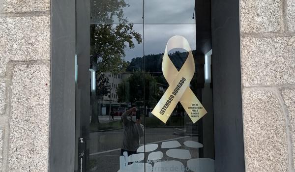 Setembro Dourado – Mês de Sensibilização para o Cancro Infantil