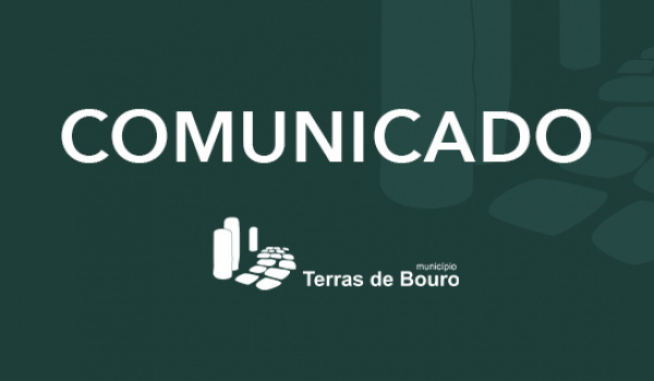 Comunicado  - Medidas excecionais e temporárias de apoio à Agricultura (frutas, produtos hortícolas e mel)