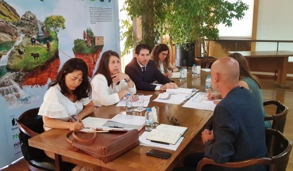 Visita da Srª Secretária de Estado do Ordenamento do Território e Conservação da Natureza, Dr.ª Célia Ramos, a Terras de Bouro