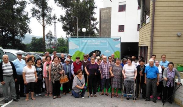 Projeto Bem Envelhecer com atividade em Guimarães