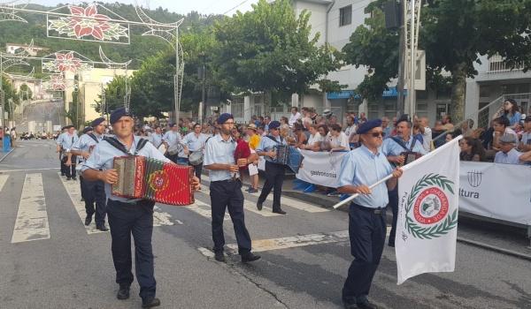 Cortejo Etnográfico de Terras de Bouro Abrilhantou Festas Concelhias em Honra de S. Brás