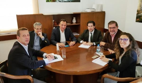 Executivo Municipal reuniu com a EDP Distribuição