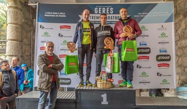 Gerês Extreme Marathon: A Maratona mais dura e bela do Mundo!