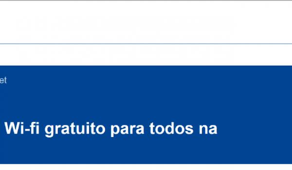"""Terras de Bouro contemplado  no concurso  """"WIFI4EU"""""""