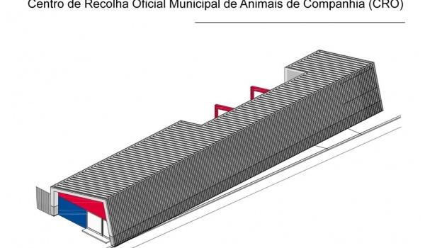 Construção de Edifício para Centro de Recolha Oficial Municipal de Animais de Companhia em Terras de Bouro