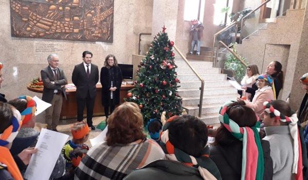 Instituições Particulares de Solidariedade Social cantaram e encantaram com as Janeiras na Câmara Municipal