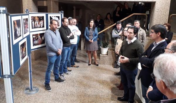 """Exposição """"Burrinha, Um Cortejo Singular"""" na Câmara Municipal de Terras de Bouro até dia 30 de abril"""