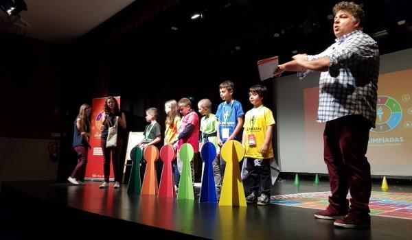 """Concurso Intermunicipal """"As Olimpíadas da Cidadania e do Património"""" contou com a participação da Turma C da Escola Básica e Secundária de Terras de Bouro"""