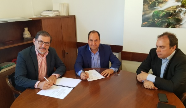 Celebrado Protocolo entre o Município de Terras de Bouro e a organização da Braga CUP
