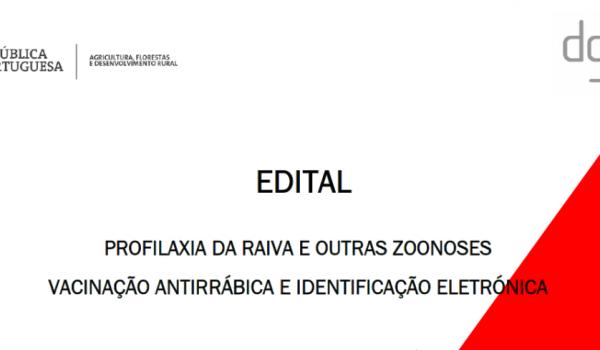 Campanha de vacinação antirrábica, IE e controlo de zoonoses