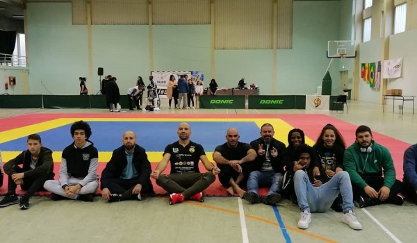 """JC TEAM em grande destaque no Campeonato Mundial de """"Kung Do Te"""""""