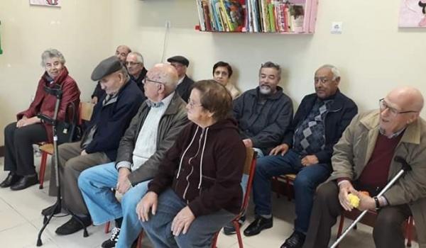 Projeto Bem Envelhecer em Braga