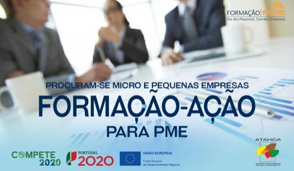 ATAHCA - Programa Formação-Ação PME 2º Ciclo 2019-2021 (inscrições abertas para  micro e pequenas empresas)