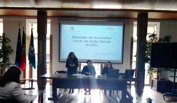 CIAB - Tribunal Arbitral de Consumo contactou membros do Conselho Local de Ação Social (CLAS)