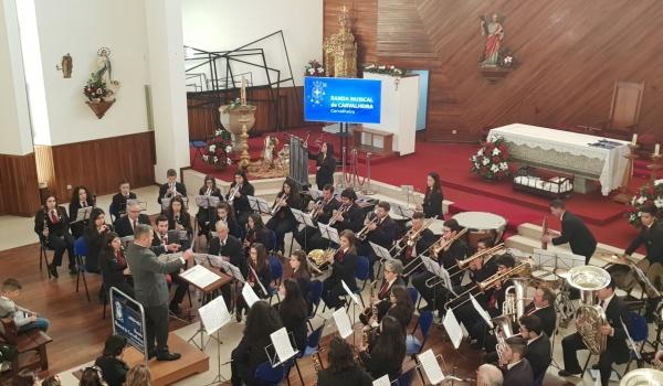 Igreja Matriz de Terras de Bouro acolheu Encontro Concelhio de Cantares de Natal e Reis