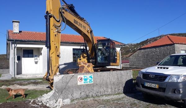 Reforço de velocidade da Rede Móvel (4G) em Santa Isabel do Monte