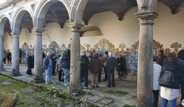 Projeto Bem Envelhecer no Mosteiro de Tibães