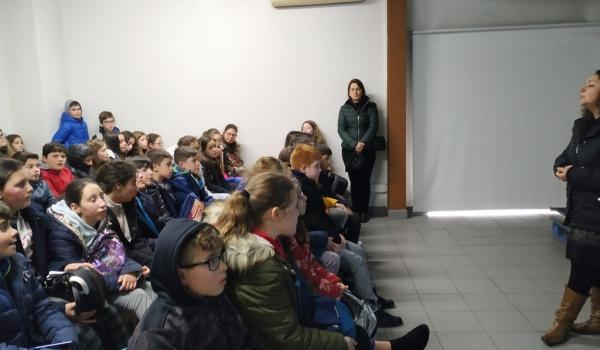 Projeto PNPG GO proporcionou visita dos alunos do Agrupamento de Escolas à BRAVAL