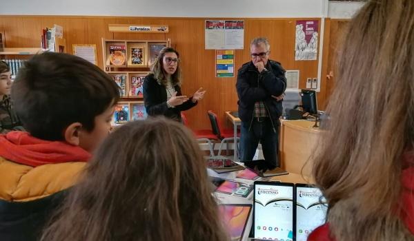 Autarquia Oferece Tablets ao Agrupamento de Escolas de Terras de Bouro