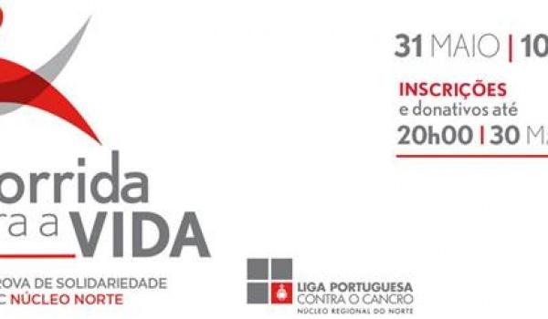 Liga Portuguesa Contra o Cancro-NRN | Corrida para a Vida