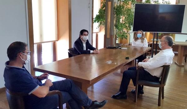 Eurodeputado José Manuel Fernandes visitou Terras de Bouro