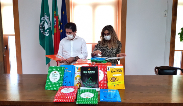 Município de Terras de Bouro comparticipa novamente Fichas Escolares para  o novo ano letivo